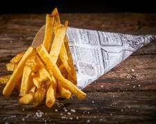 Ración de Patatas fritas Caseras